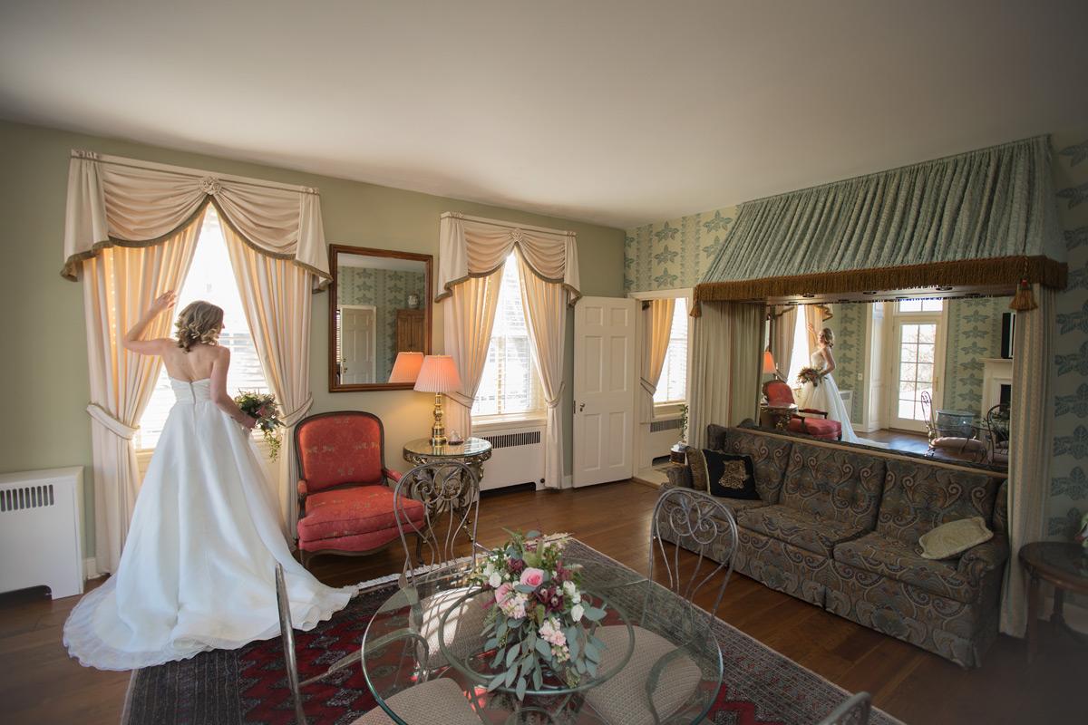 Big News - the new Bridal Suite at Drumore Estate