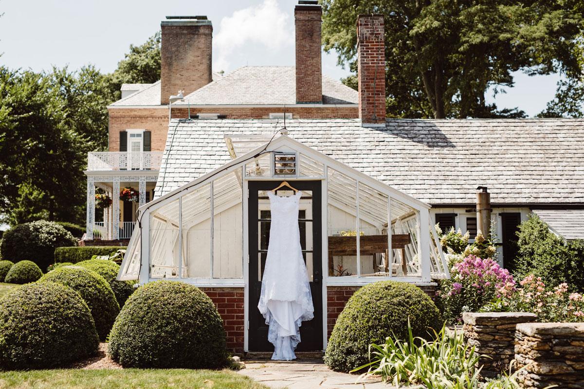 Drumore Estate - Garden Wedding