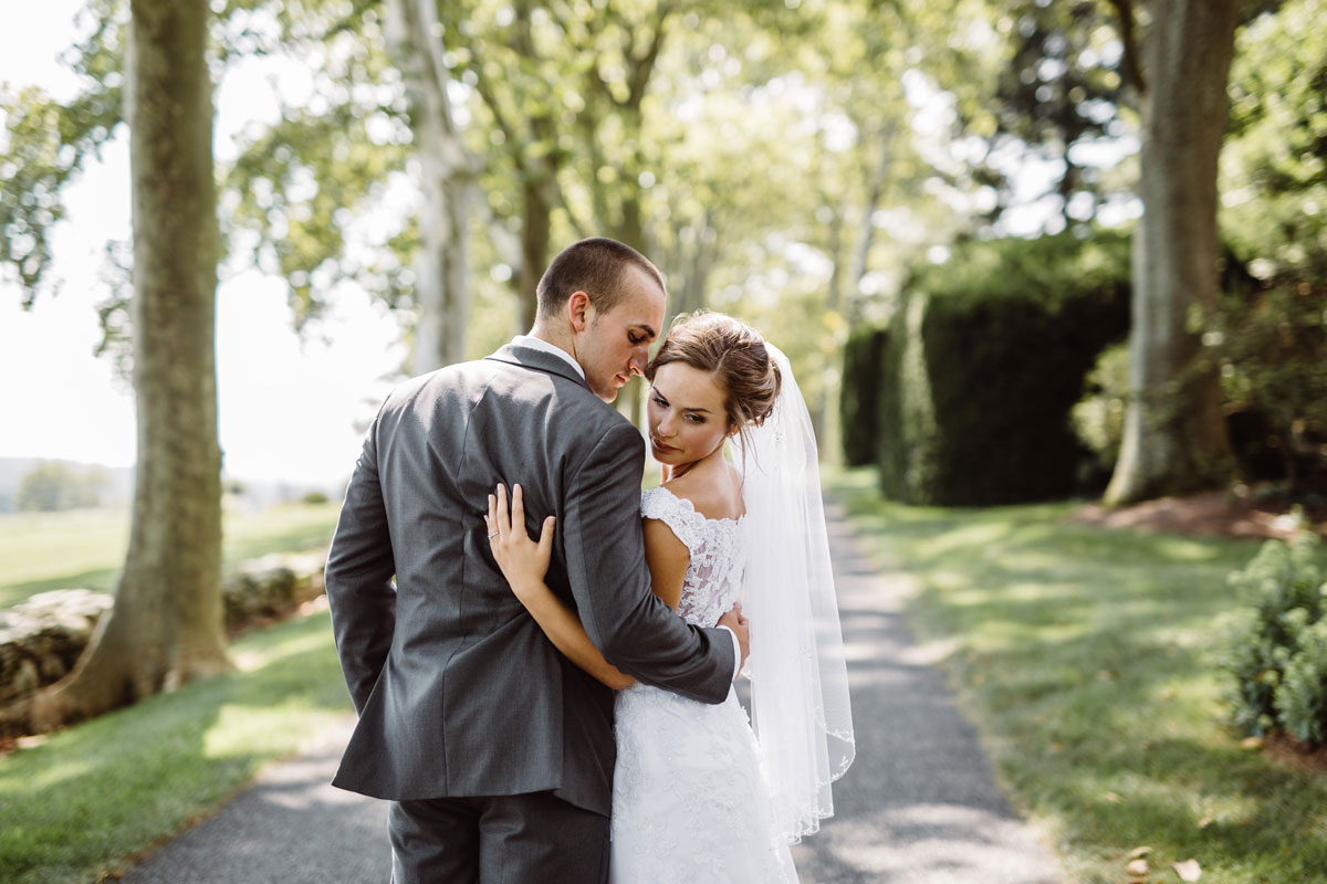 Bride & Groom - Wedding Day Pictures - Drumore Estate