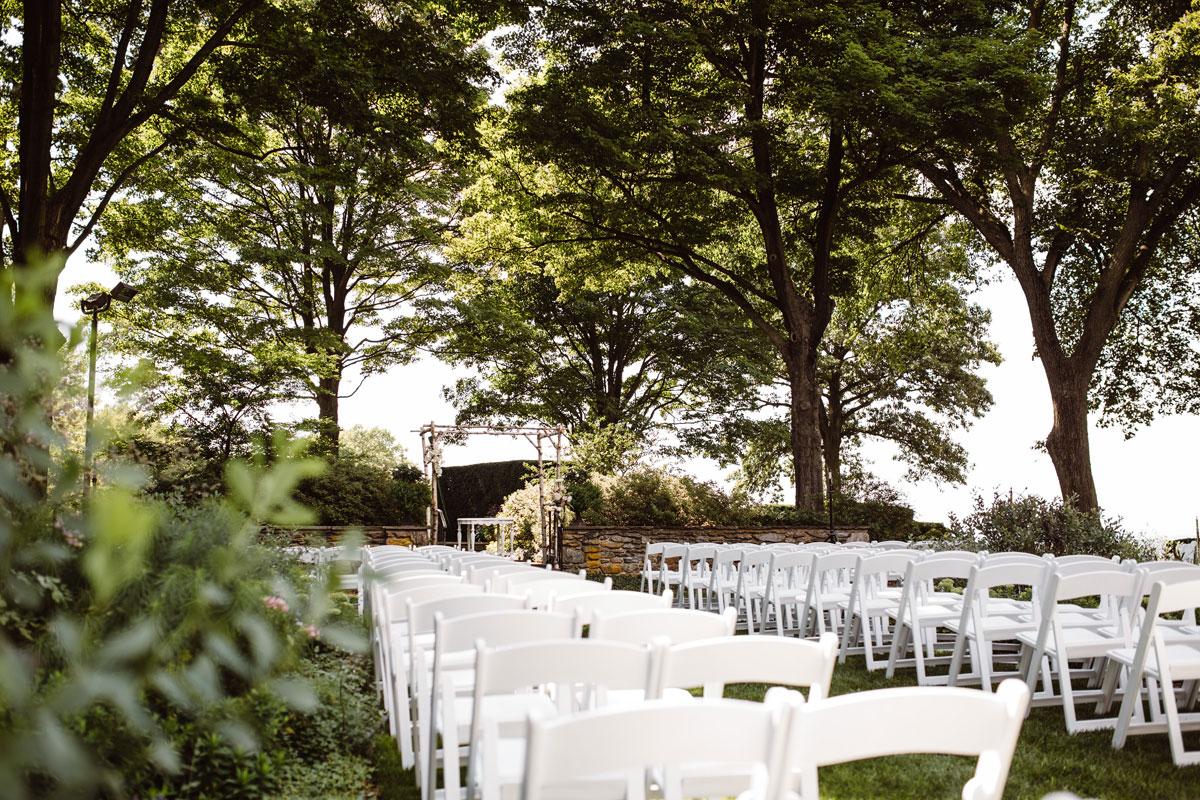Garden Wedding - Drumore Estate