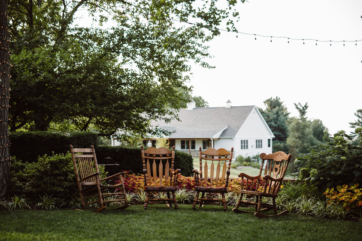 Outdoor Wedding - Drumore Estate Lancaster PA