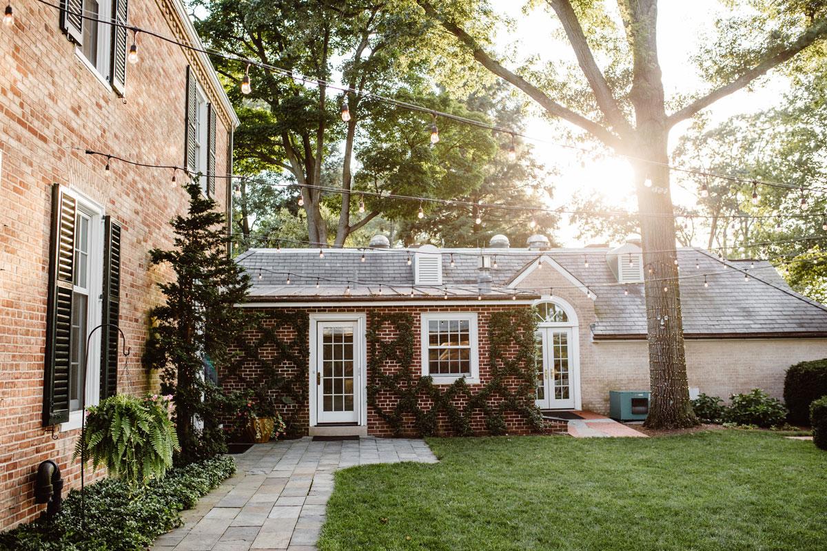 Outdoor Wedding - Drumore Estate Lancaster PA