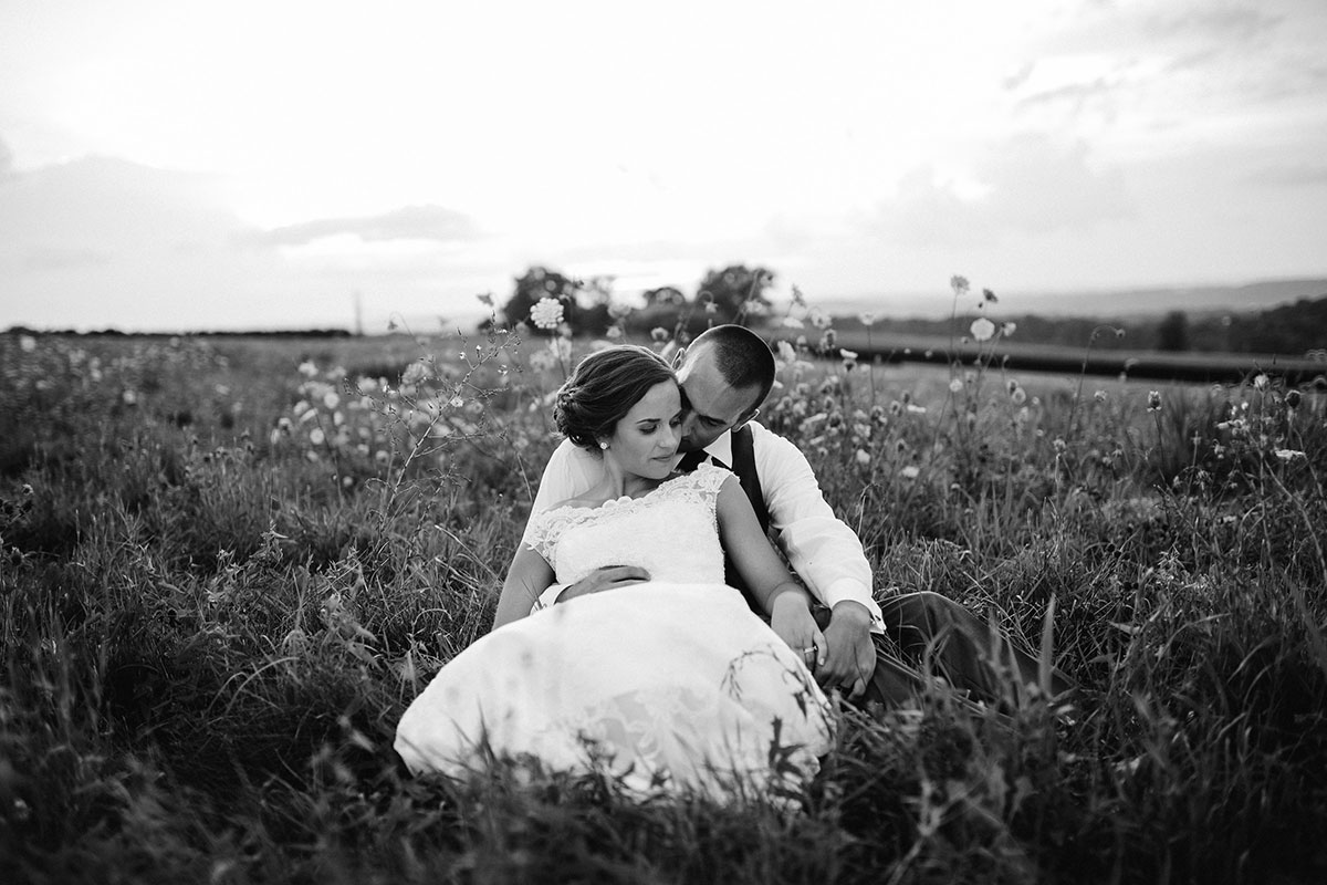 Bride & Groom - Wedding Day Pictures - Drumore Estate Lancaster PA