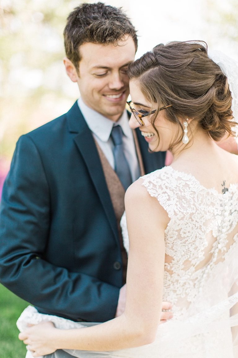 Drumore Estate wedding, bride & groom, Lancaster PA