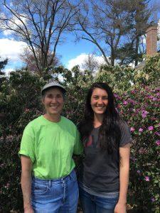 Tina and Marie Gardeners
