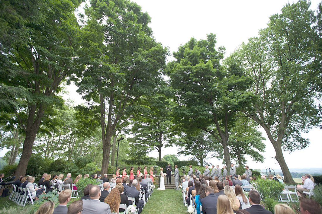 garden-wedding-ceremony-drumore-estate-1100×733