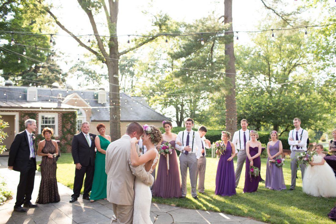 groom-bride-first-dance-drumore-estate-1100×733