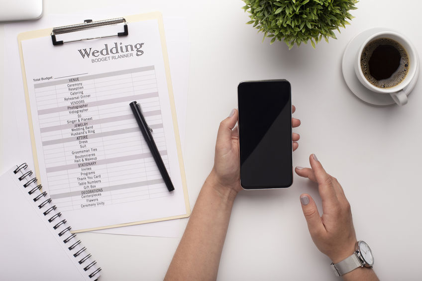 Creating a Wedding Guest List